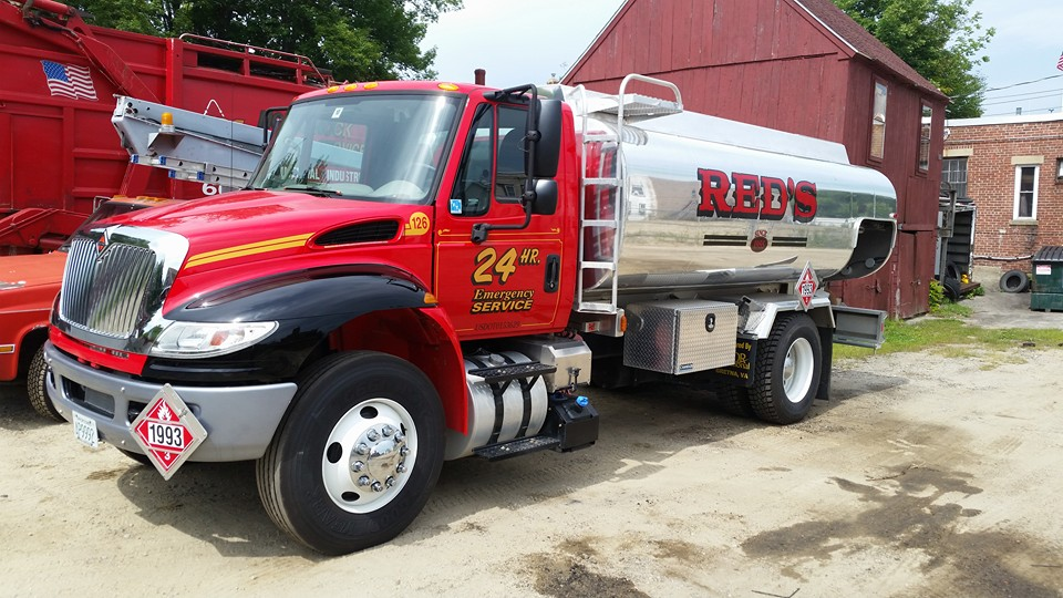 Red's of Jaffrey Pay Your Bill